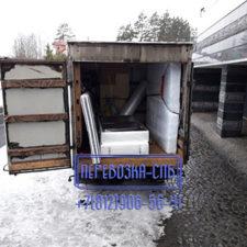 Перевозка кровати на дачу в Цвелодубово