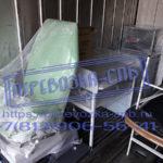 Перевозка медицинского оборудования геникологическое кресло