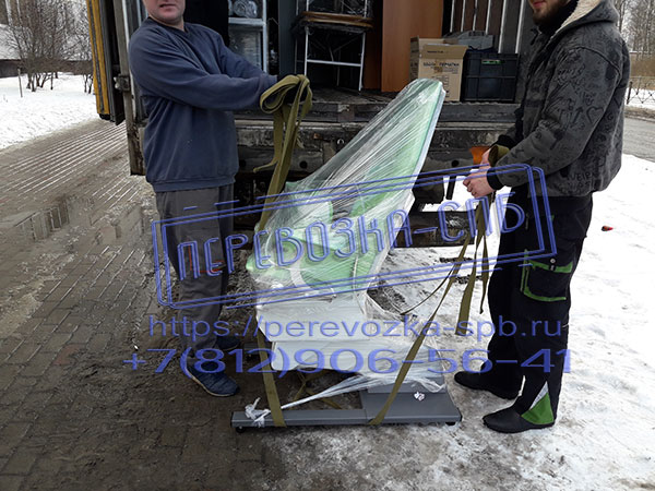 Перевозка геникологического кресла перевозка спб