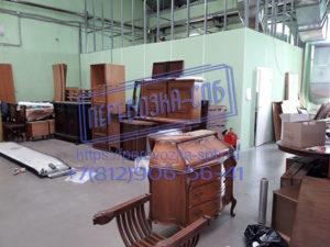 Перевозка антикварной мебели