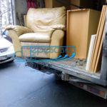 Перевозка мебели спб кресло и шкафы