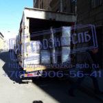 Перевозка спб углового дивана и упаковка
