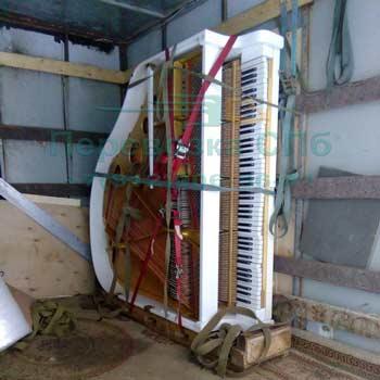 Перевозка рояля недорого с грузчиками