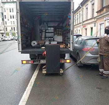 Грузовое такси перевозка пианино