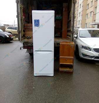 Перевозка холодильников
