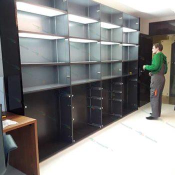 Установка и сборка шкафа