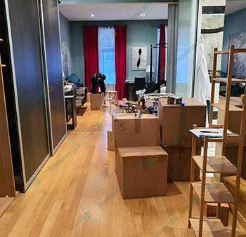 Перевозка и упаковка вещей для переезда