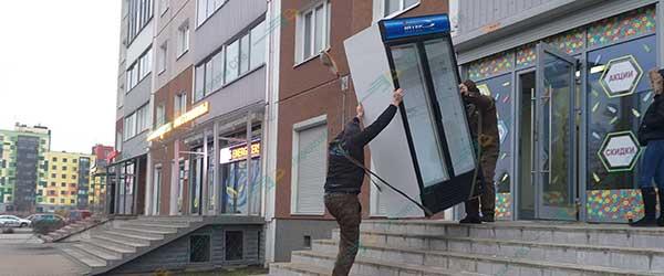 Перевезти холодильник с грузчиками